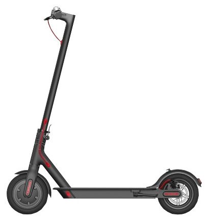 Электросамокат Xiaomi Mijia Electric Scooter (M187) Черный